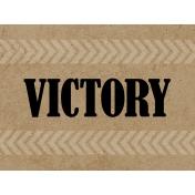 Sports Card 4x3 Victory