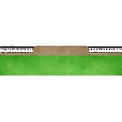 Color Basics File Tab Middle Light Green