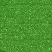 Color Basics Paper Glitter Light Green