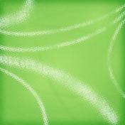 Color Basics Paper Halftone Light Green