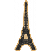 Eiffel Tower Sticker 01