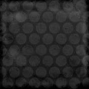 Color Basics Paper Circles Big Black