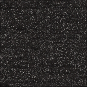 Color Basics Paper Glitter Black