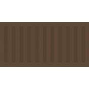 Color Basics Ribbon Brown