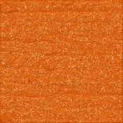 Color Basics Paper Glitter Orange