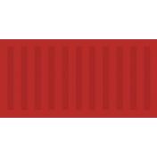 Color Basics Ribbon Red