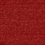 Color Basics Paper Glitter Red