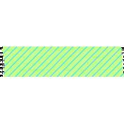 Tropics Tape 01 Green