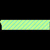 Tropics Tape 10 Green