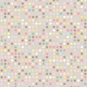 Mom Paper Dots Colored
