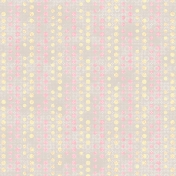 Mom Paper Dots Pink Yellow