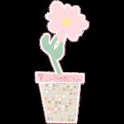 Mom Flower Pot 01