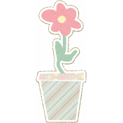 Mom Flower Pot 03