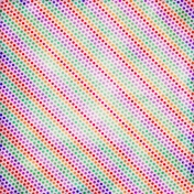 School Paper Dots Diagonal 001- 03