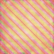 School Paper Dots Diagonal 001- 04