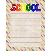 School 3x4 Card 01