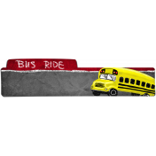 School Tag Bus