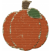 Crisp Fall Air Pumpkin