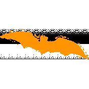 Spook Bat Orange