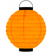 Spook Lantern Orange