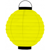 Spook Lantern Yellow