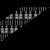 Spook Photo Corner Skeleton 01