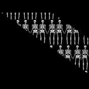 Spook Photo Corner Skeleton 02