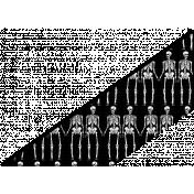 Spook Photo Corner Skeleton 04