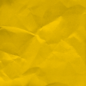 Spook Paper Wrinkled Yellow