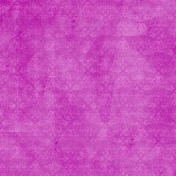 Spook Paper Damask 001 Distressed Purple