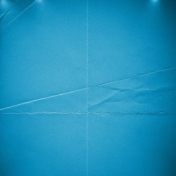 Touch of Sparkle Christmas Paper Folds Blue