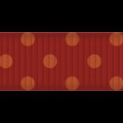Encourage Ribbon Thin Red