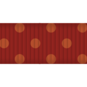 Encourage Ribbon Thin Red