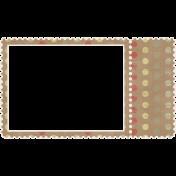 Encourage Stamp Frame 020
