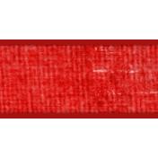 Baseball Ribbon- Red