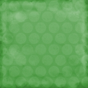 Paper Big Circles- Green
