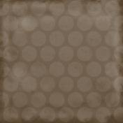 Color Basics Paper Circles Big Brown
