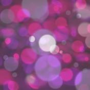 Bokeh Paper Pink Purple
