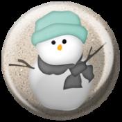Snow Day Brad Snowman 001