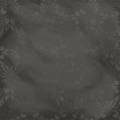Snow Day Damask Dots Gray Paper