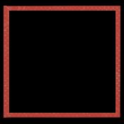 Frame Red 002