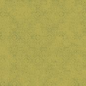 Kitchen Paper Ornament 002- Green