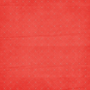 Kitchen Paper Diamonds Dots 001- Red