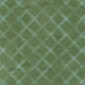 Kitchen Paper Striped 003- Green