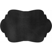Kitchen Chalkboard Shape 006