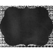 Kitchen Chalkboard Shape 005
