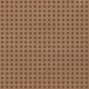 Miracle Paper Cardboard 18 Dots 001 Brown