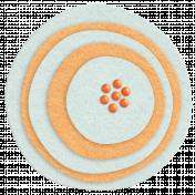 Circle Flower 10c