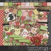 Owl Always Love You (Bundle)