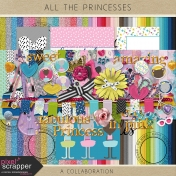 All the Princesses Bundle